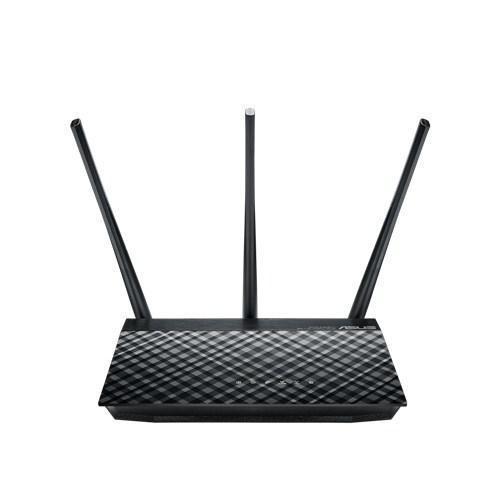RT-AC53 Dual-band (2.4 GHz / 5 GHz) Gigabit Ethernet Noir