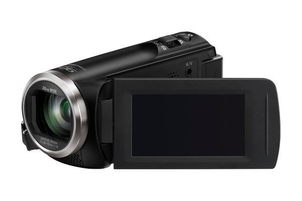 HC-V180 - Caméscope - Haute définition - 50 pi/s - 2.51 MP - 50 x zoom optique - carte Flash