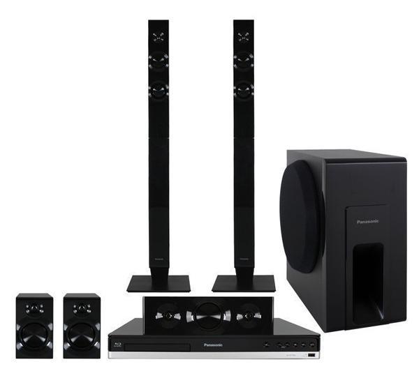 SC-BTT465EG9 - Home Cinema Blu-ray 3D systeem