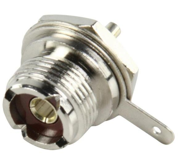 PL259 plug contra chassis