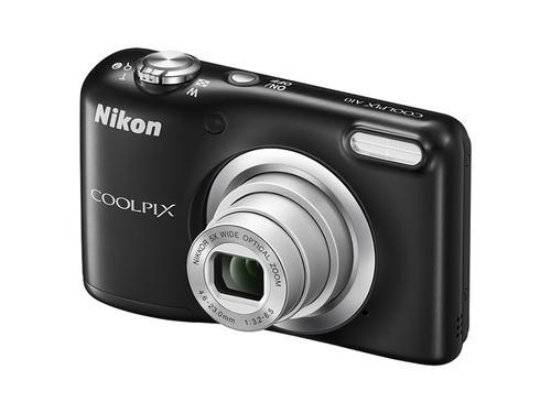 """COOLPIX A10 BLACK Appareil-photo compact 16,1 MP 1/2.3"""" CCD (dispositif à transfert de charge) 4608 x 3456 pixels Noir"""