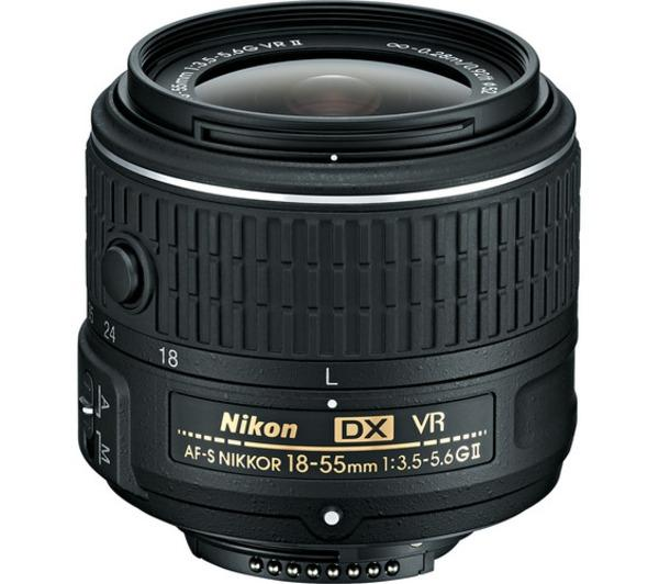 AF-S DX NIKKOR 18&ndash,55mm f/3.5&ndash,5.6G VR II