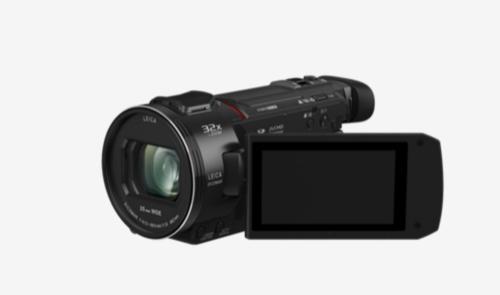 HC-VXF1 8,57 MP MOS BSI Caméscope portatif Noir 4K Ultra HD