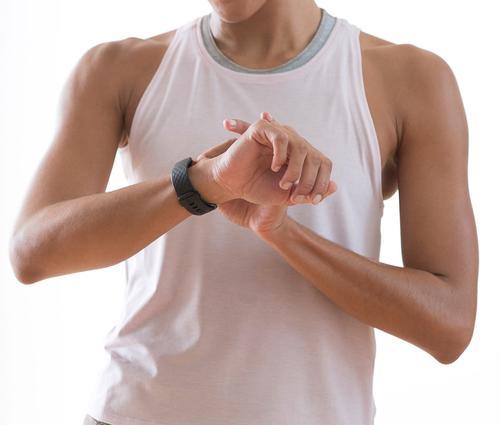 Charge 3 Wristband activity tracker Noir, Graphite Avec fil &sans fil