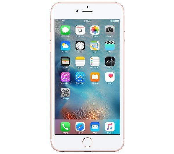 APPLE iPhone 6S - 64 Go - 4G - Or rose