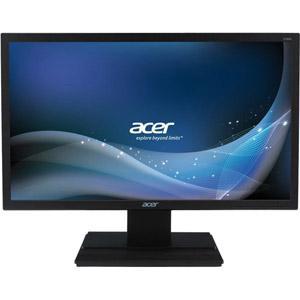 """V6 246HLbmd 24"""" Full HD Noir écran plat de PC"""