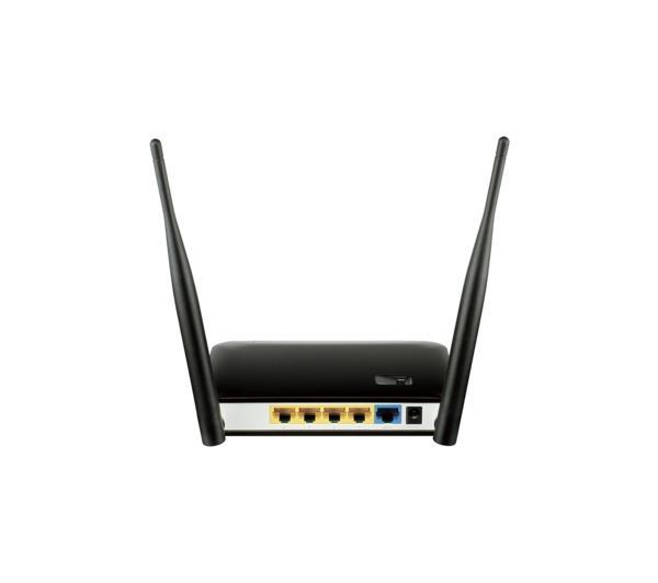 Routeur sans fil 2,4 GHz - 300 Mbit/s - DWR-116 / E