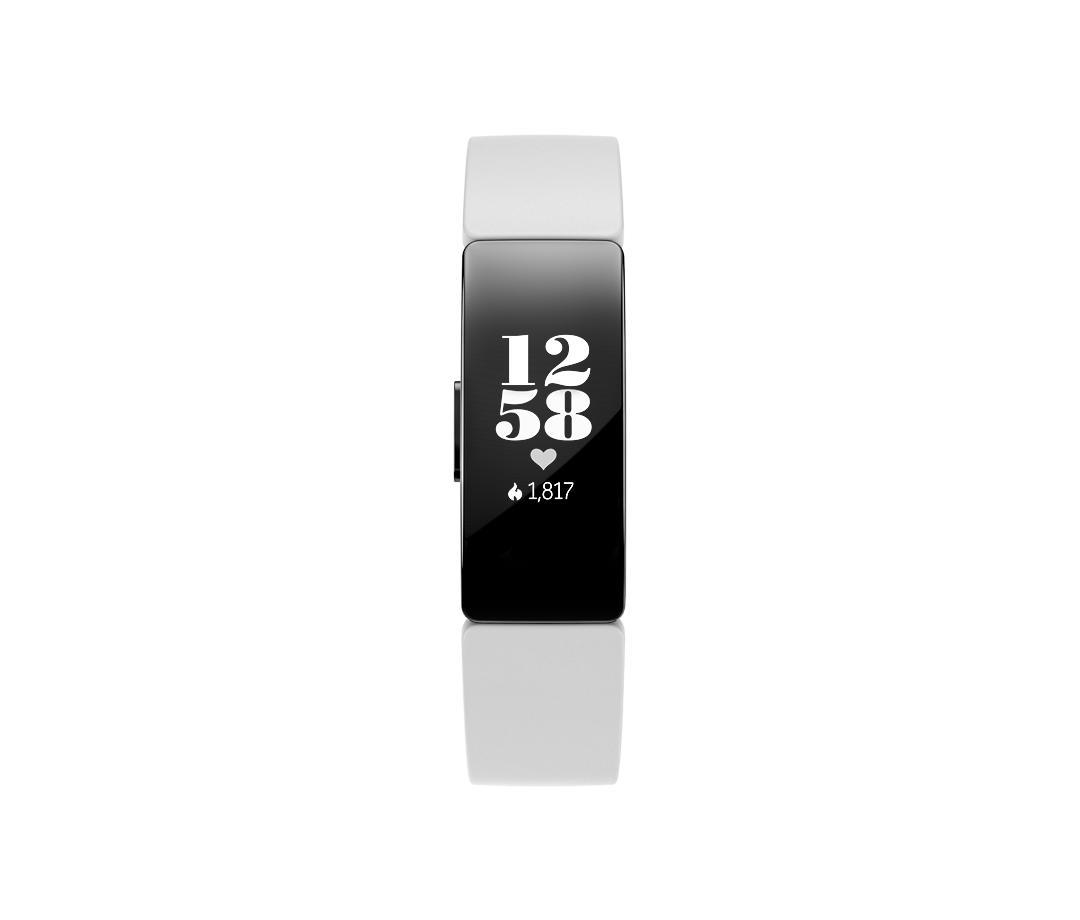 Inspire HR Bracelet connecté Noir, Blanc OLED