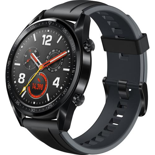 "Watch GT montre intelligente Noir AMOLED 3,53 cm (1.39"") GPS (satellite)"