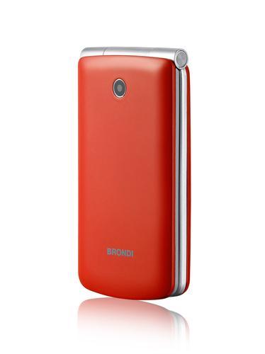 """Magnum 3 7,62 cm (3"""") Rouge Téléphone numérique"""