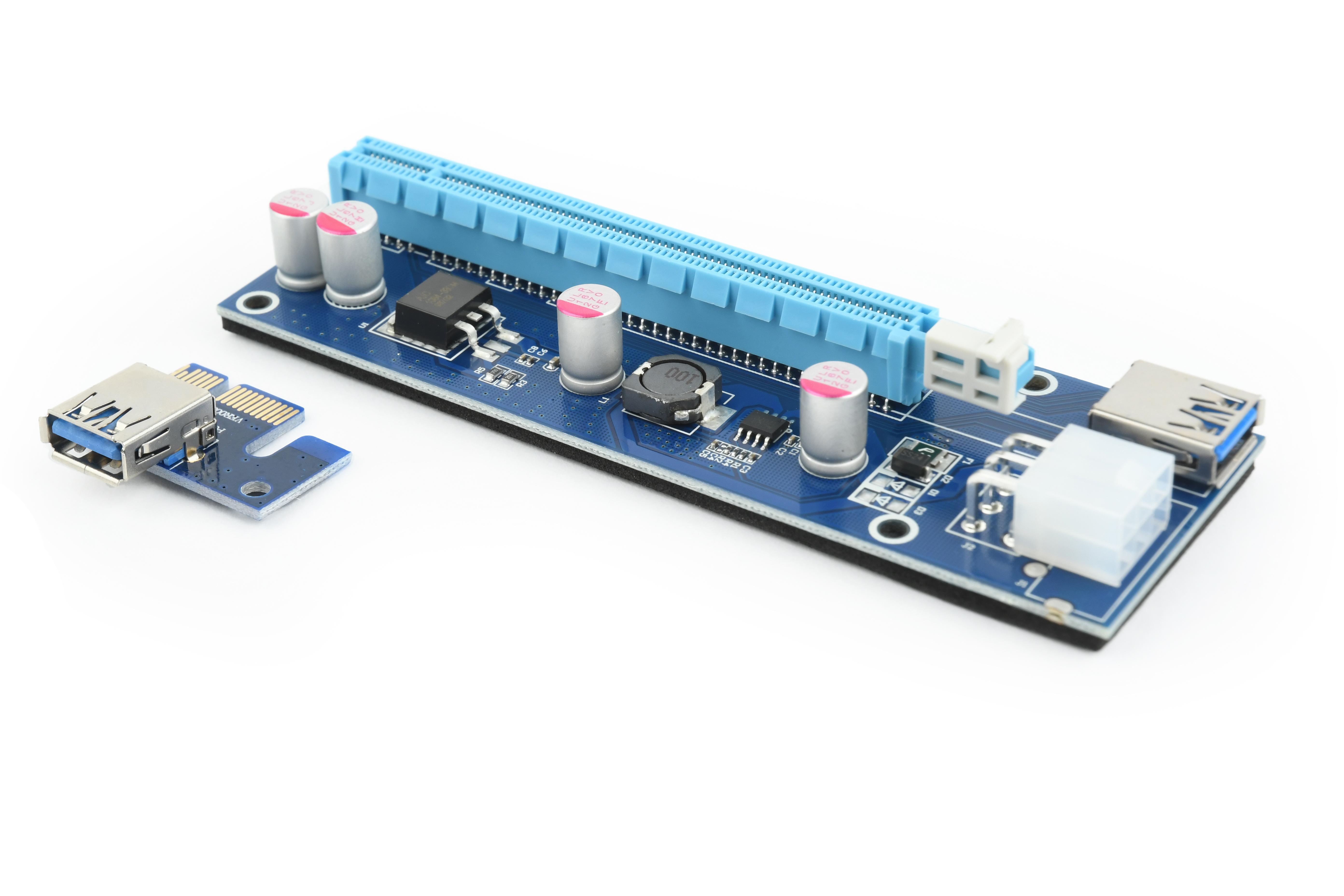 RC-PCIEX-03 carte et adaptateur d'interfaces Interne PCIe