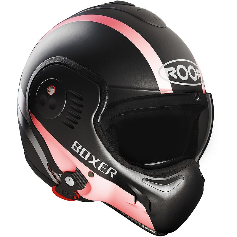 ROOF-Casque Boxer V8 Manga