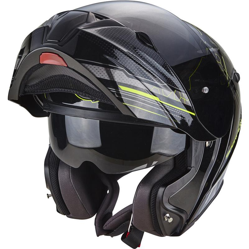 scorpion-Casque Exo-920 Satellite