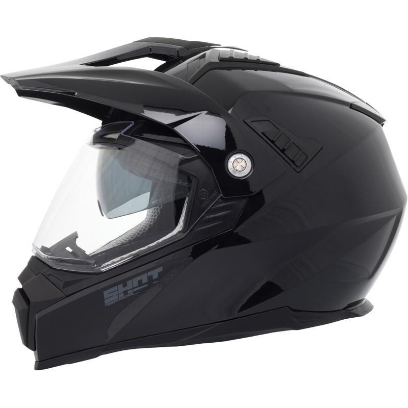 SHOT-Casque crossover RANGER SOLID