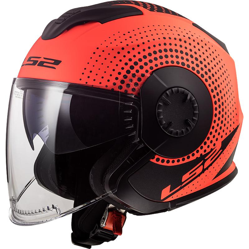 Casque OF 570 VERSO SPIN LS2