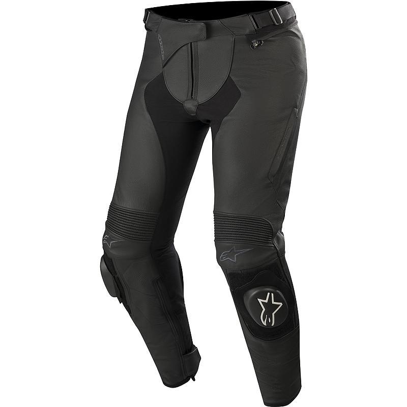 femme pantalon cuir moto