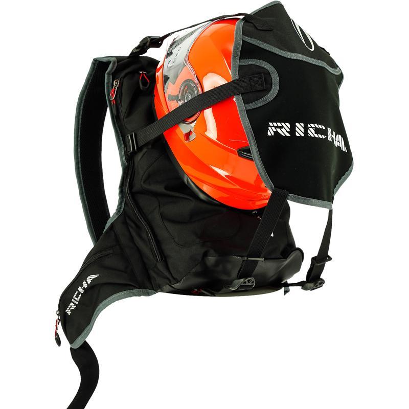 RICHA-Sac À Dos Top Helmet 20L