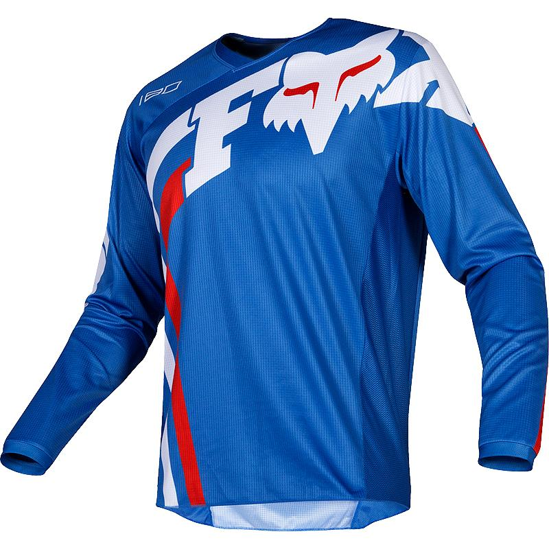 fox-Maillot cross 180 COTA