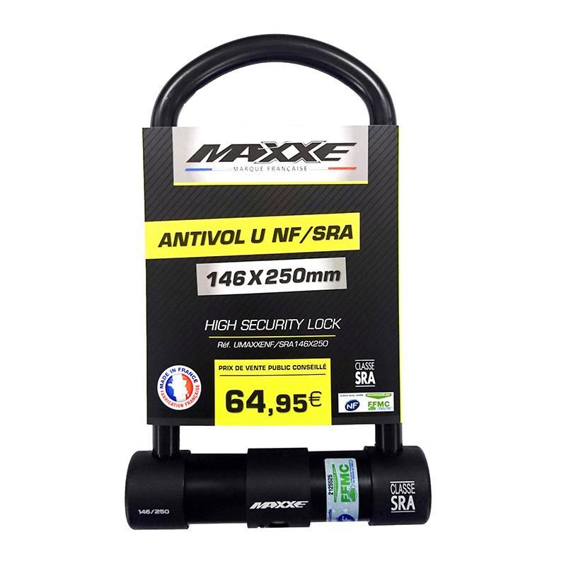 MAXXE-Antivol U 146 X 250