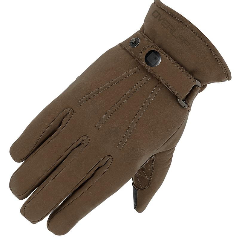 overlap-Gants LONDON LADY