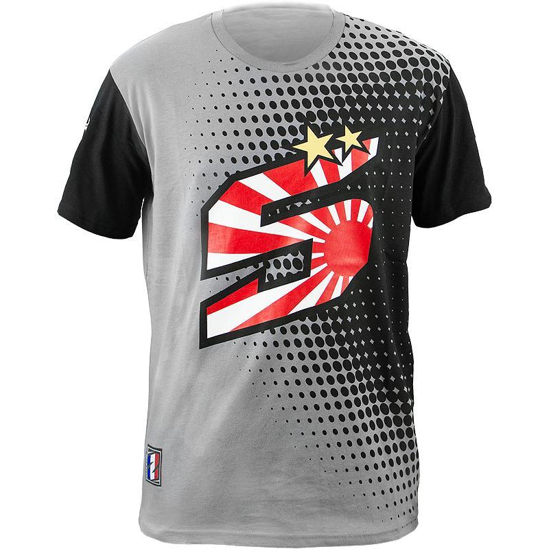 ZARCO-Tee Shirt Zarco Z5 Point Kamikaze