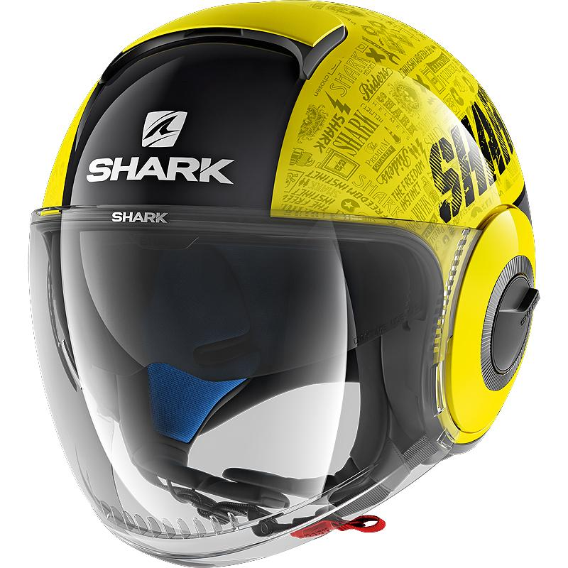 shark-Casque Nano Tribute Rm
