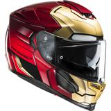 hjc-Casque Rpha 70 Iron Man Homecoming Marvel