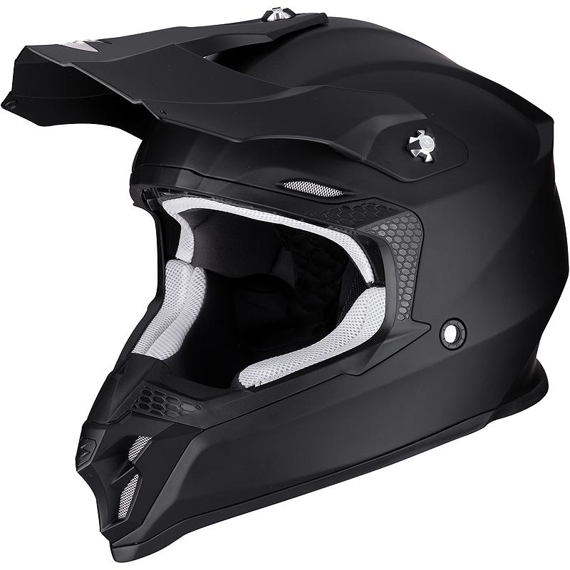 scorpion-Casque cross VX-16 AIR SOLID