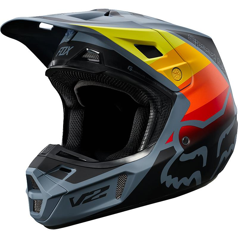 fox-Casque cross V2 MURC