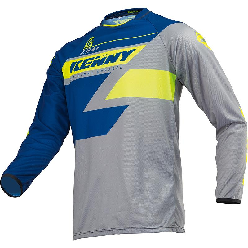 kenny-2-Maillot cross TRACK KID