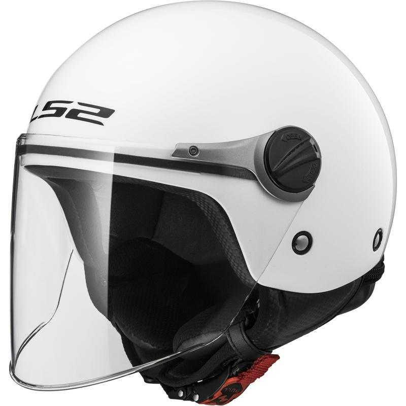 ls2-Casque Of 575J Wuby Solid