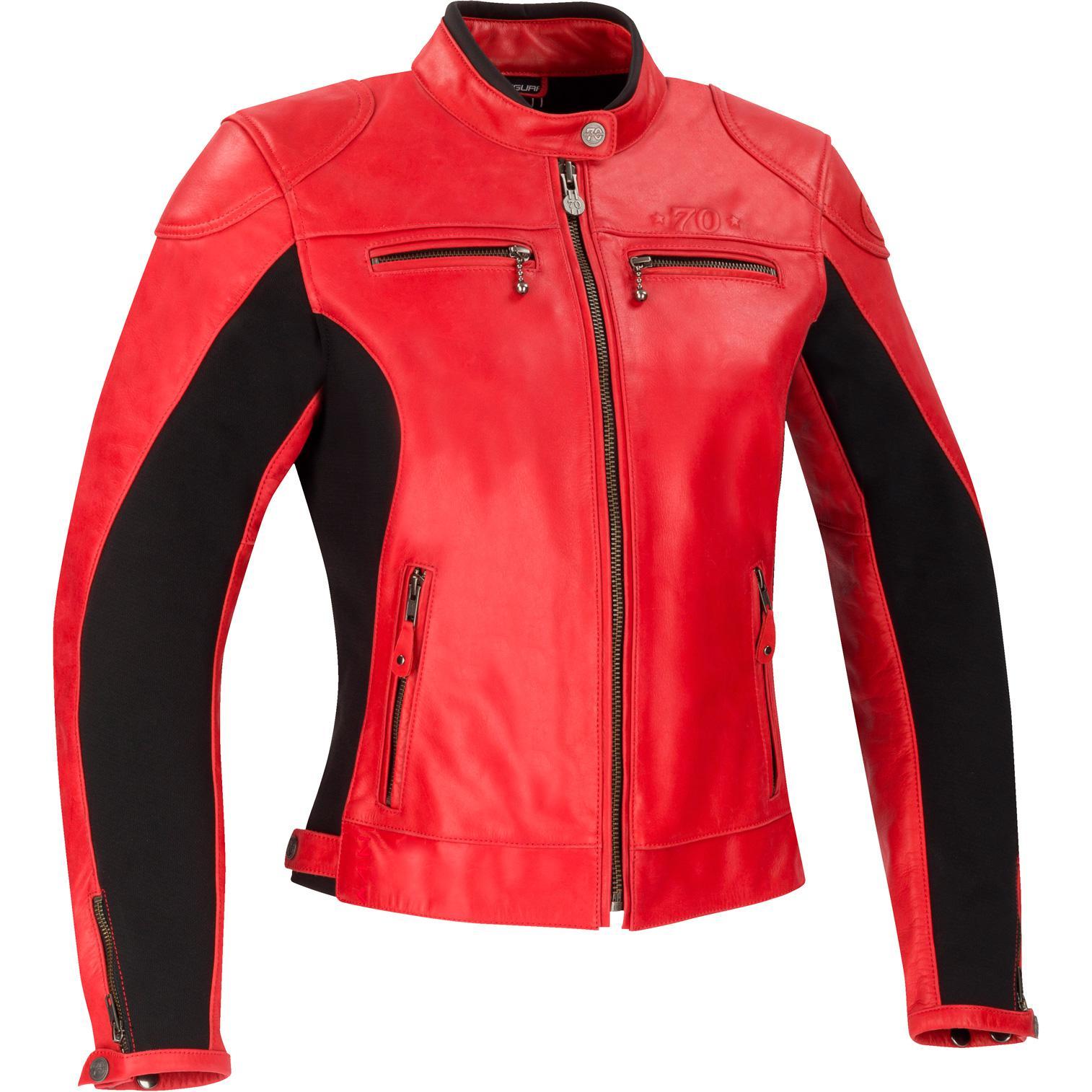 Black Friday Blouson moto cuir MAXXESS.FR