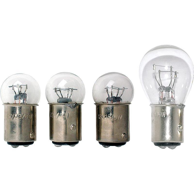 CHAFT-Ampoule Feu Arrière Bay15D 12V X 23/8 W