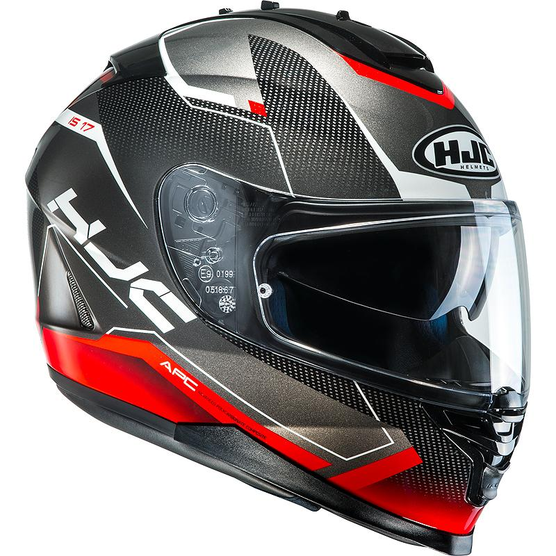 HJC-Casque Is-17 Loktar