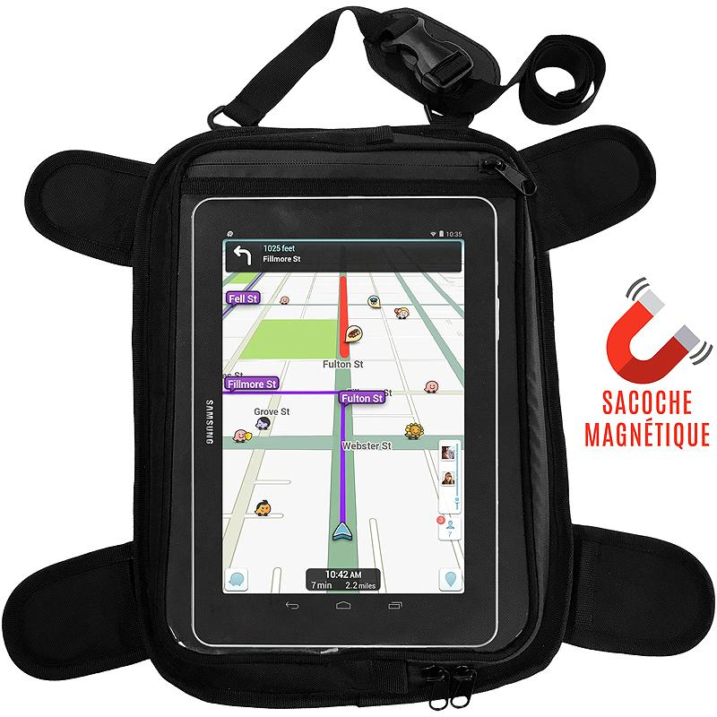 BLH-Housse Gps Book Tablette
