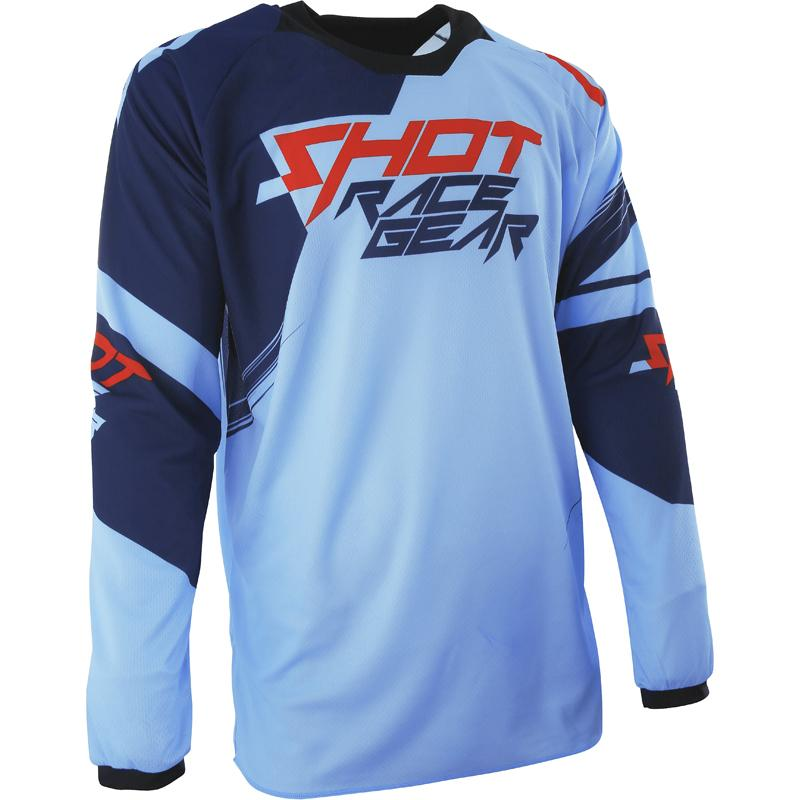SHOT-Maillot cross CONTACT CLAW