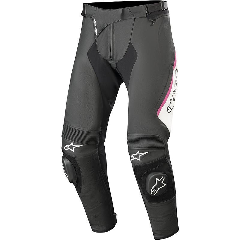 alpinestars-Pantalon cuir STELLA MISSILE V2