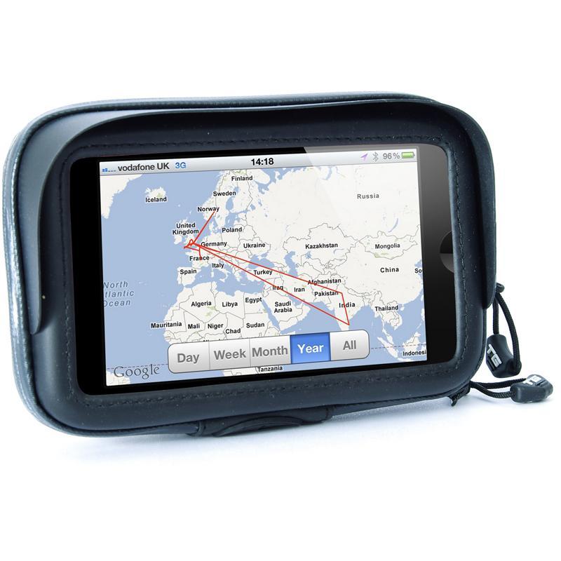 TECNOGLOBE-Housse Pour Iphone 5, 6 & 7 Tg Easy Bag T1 Paysage