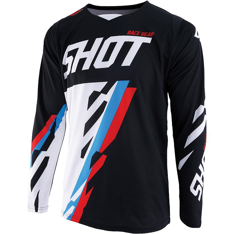 SHOT-Maillot cross CONTACT SCORE