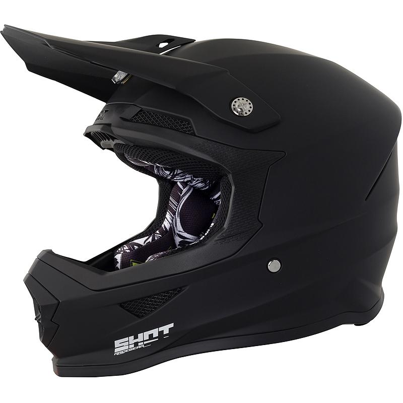 SHOT-Casque cross FURIOUS SOLID