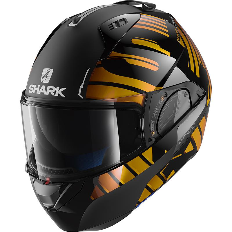 shark-Casque EVO-ONE 2 LITHION DUAL