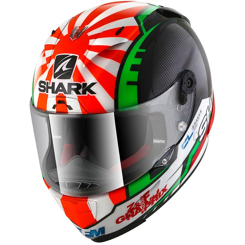 Shark-Casque Race-R Pro Replica Zarco 2017