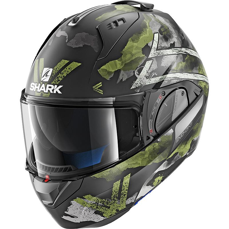 shark-Casque EVO-ONE 2 SKULD MAT