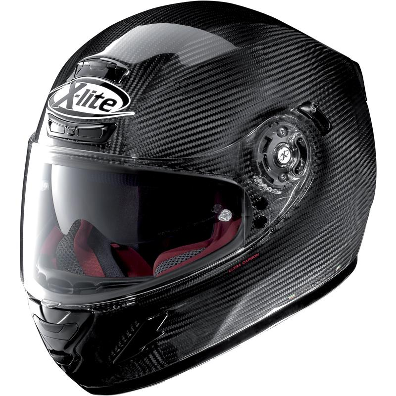 XLITE-Casque X-702 Gt Ultra Carbon Puro