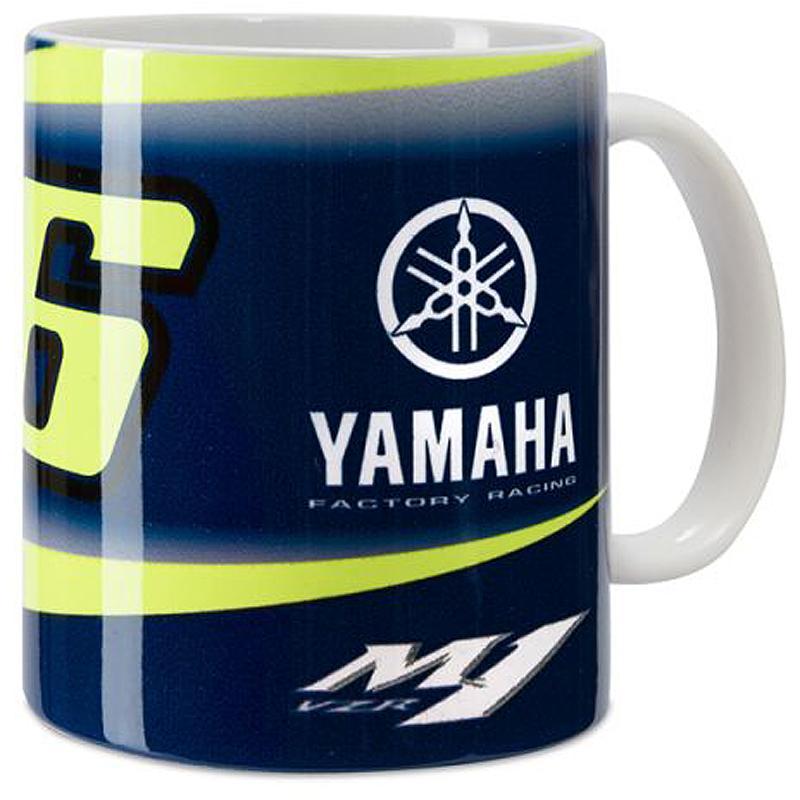 VR46-Mug Yamaha Racing