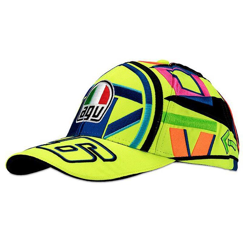 VR46-Casquette Helmet