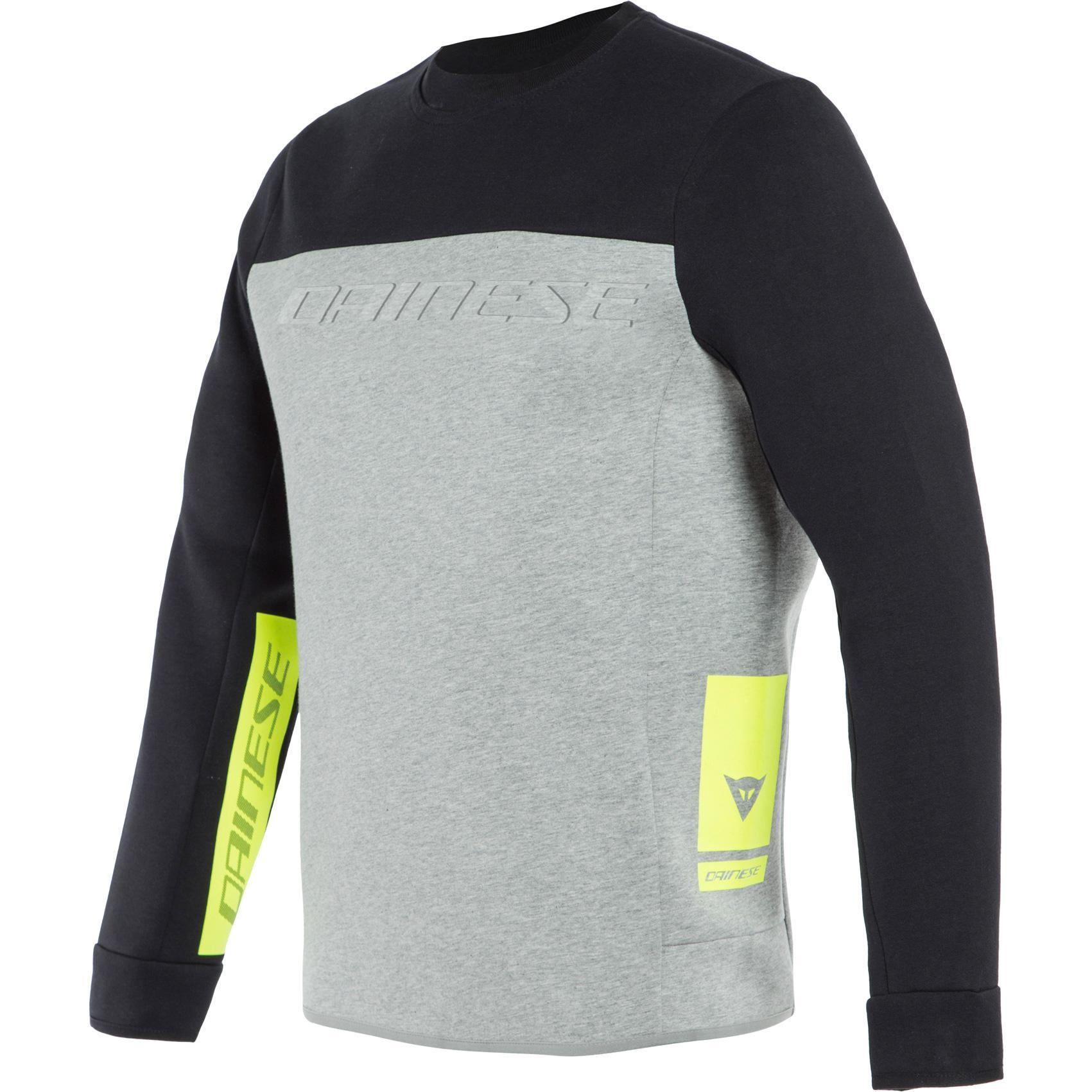 dainese-T shirt CONTRAST SWEATSHIRT