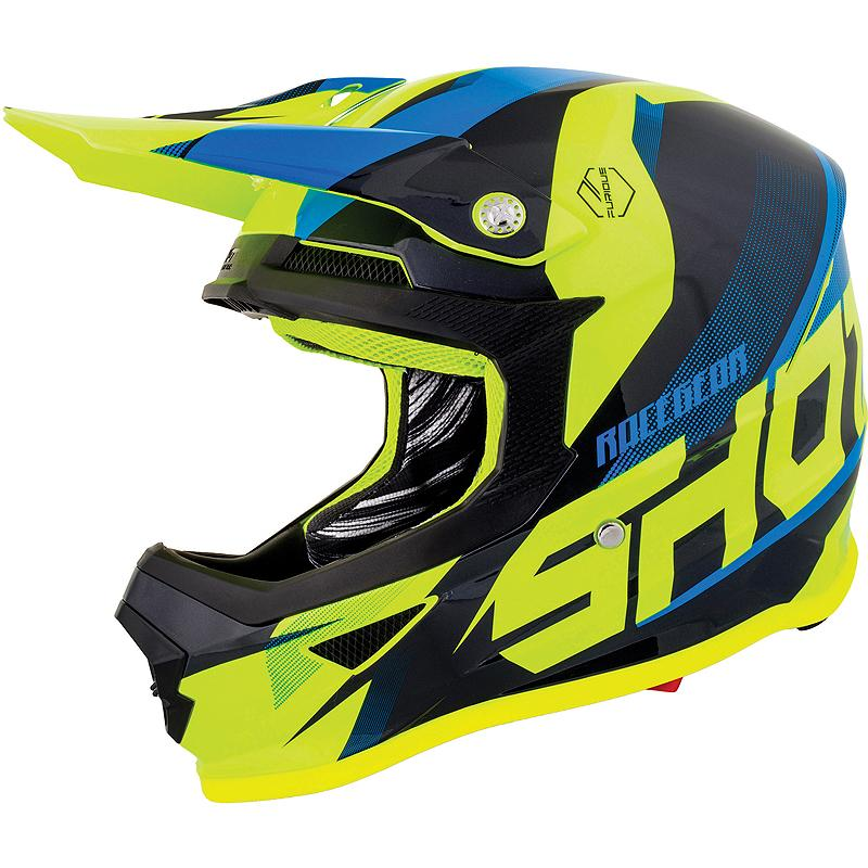 shot-Casque cross FURIOUS ULTIMATE