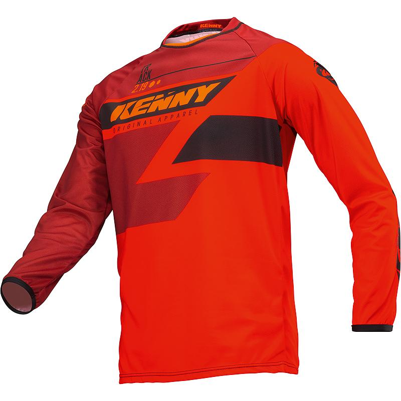 kenny-2-Maillot cross TRACK