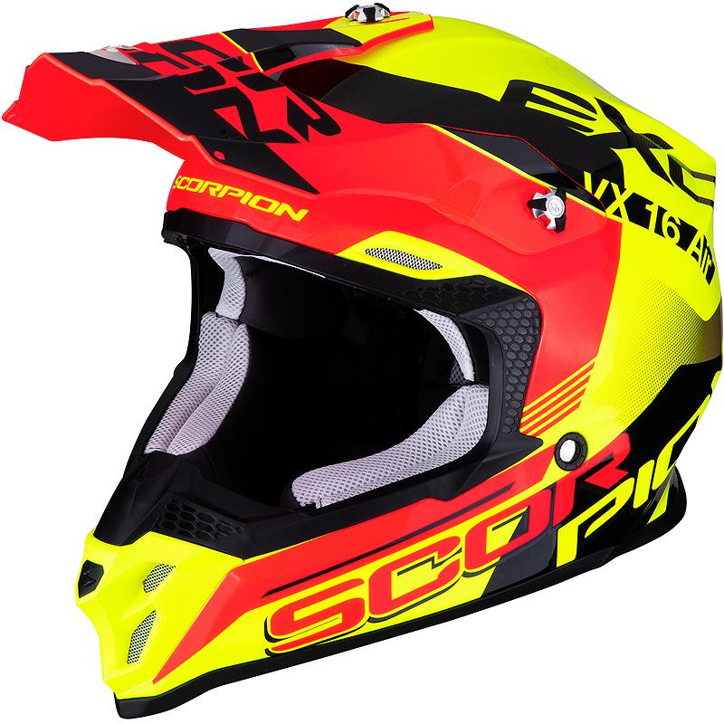 scorpion-Casque VX-16 AIR ARHUS